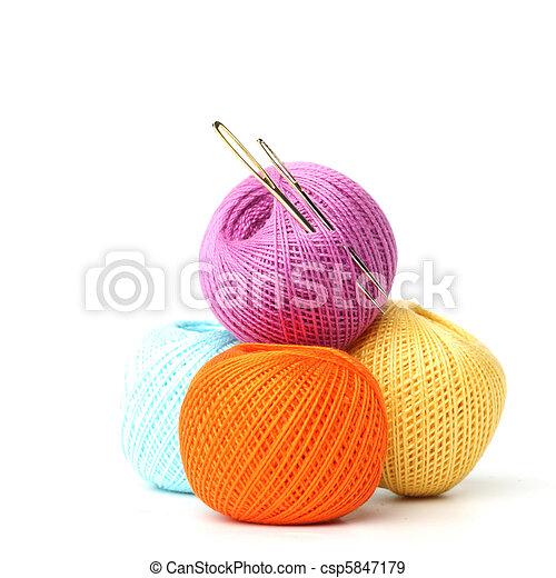 needle thread - csp5847179