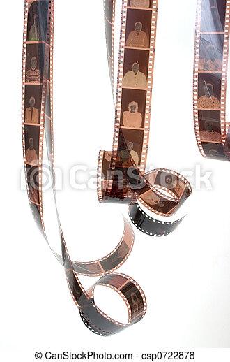 negativo, película - csp0722878