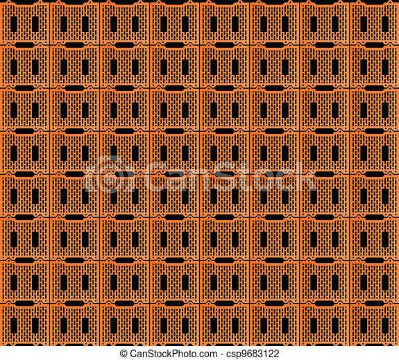 Bloque negro - csp9683122
