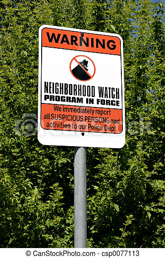 neighborhood watch - csp0077113