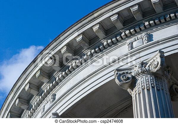 Neo Classic Architecture - csp2474608