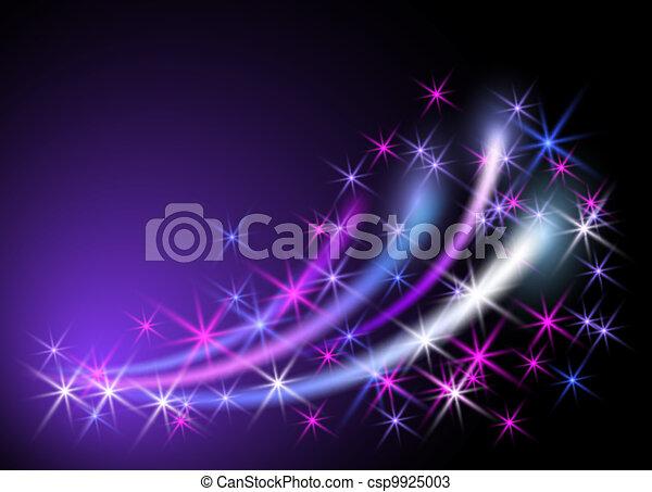 Neon background - csp9925003