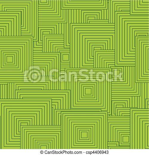 neposkvrněný, čtverec, čerň, seamless, za - csp4406943