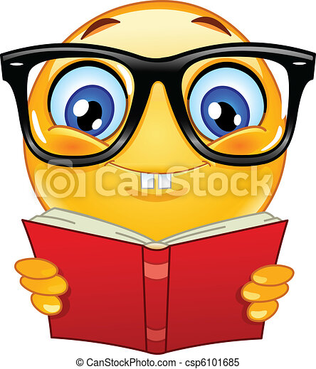 nerd emoticon clipart vector search illustration drawings and eps rh canstockphoto com nerd clipart nerdy clip art