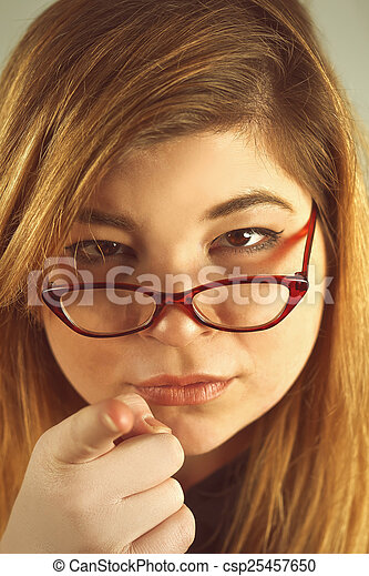 Girls naked nerd girl with glasses naked
