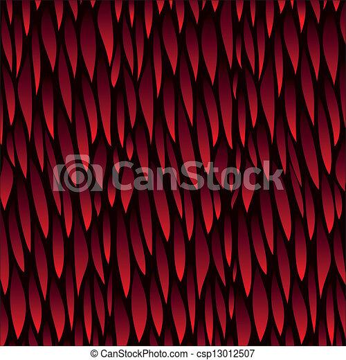 Nero Foglia Sfondo Rosso Foglia Vettore Sfondo Nero Rosso Casato