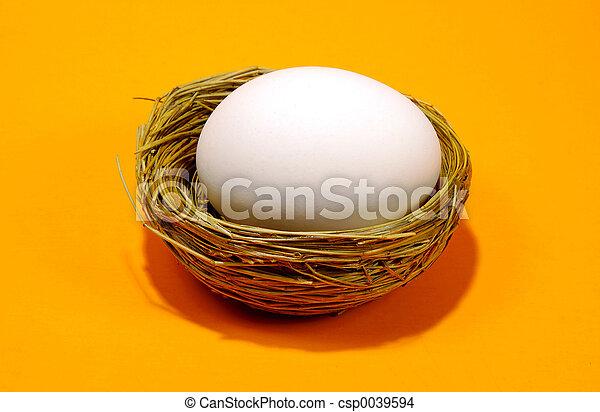 Nest Egg 2 - csp0039594