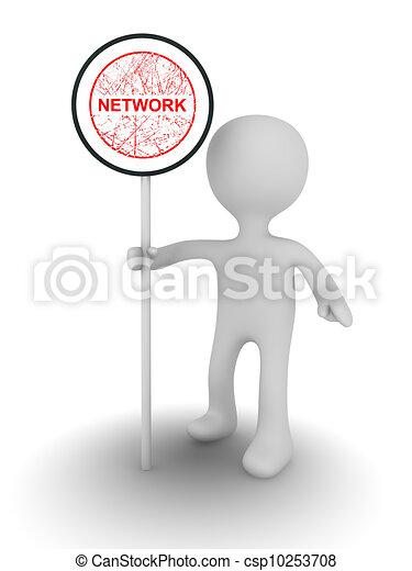 network banner - csp10253708