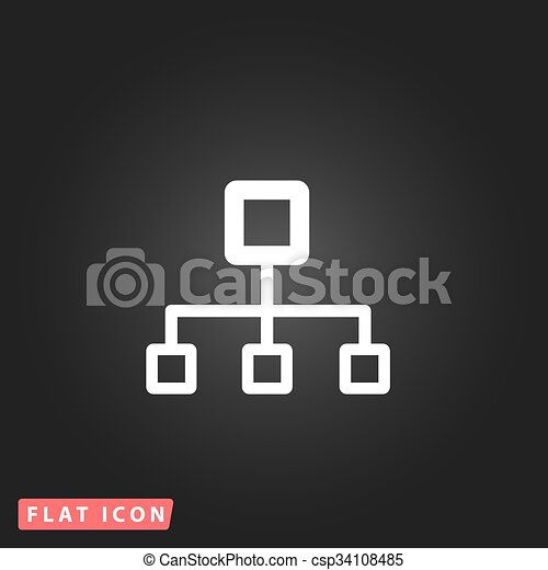 Network Block Diagram Icon Free Wiring Diagram For You
