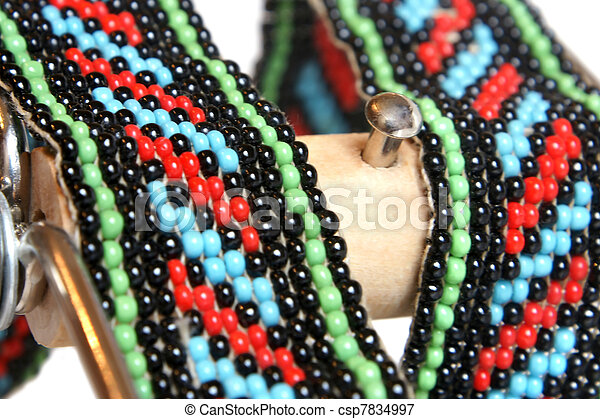 Network by beads - csp7834997