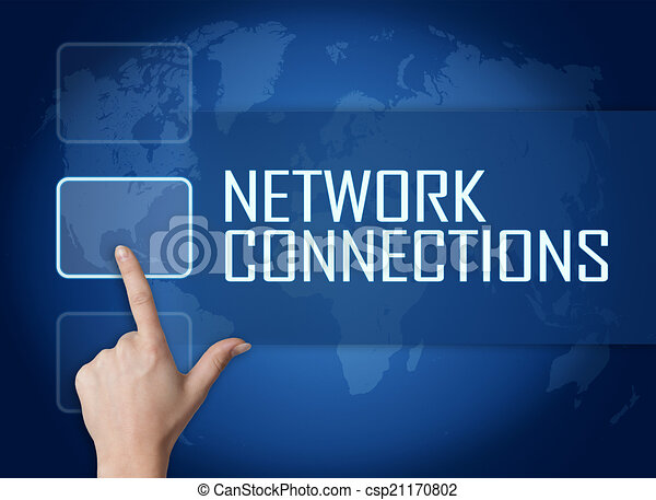 Network Connections - csp21170802