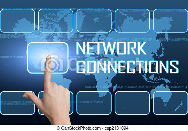 Network Connections - csp21310941