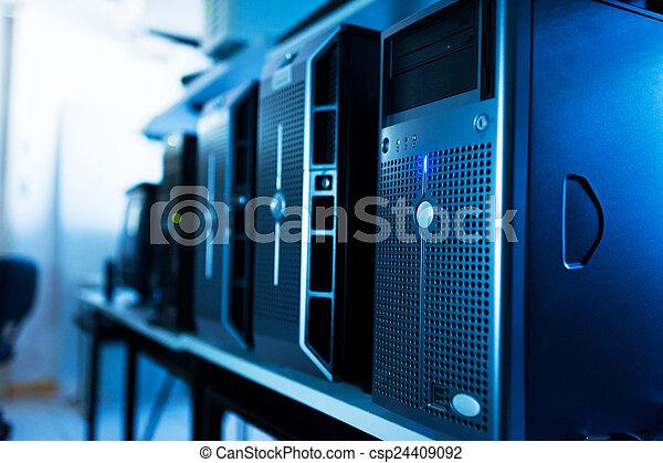 Network servers - csp24409092