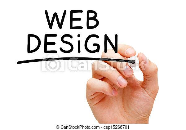 netz- design - csp15268701