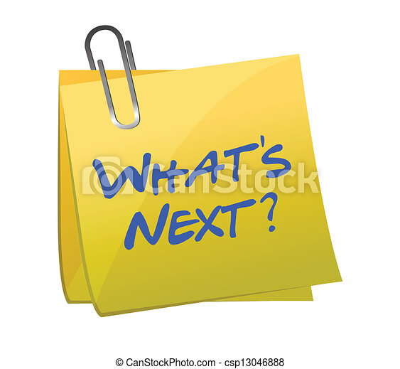 Was gibt's Neues? - csp13046888