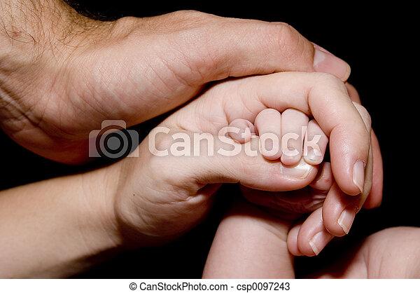 Neue Familie - csp0097243