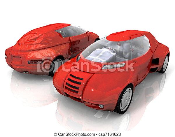Neues alter, autos.