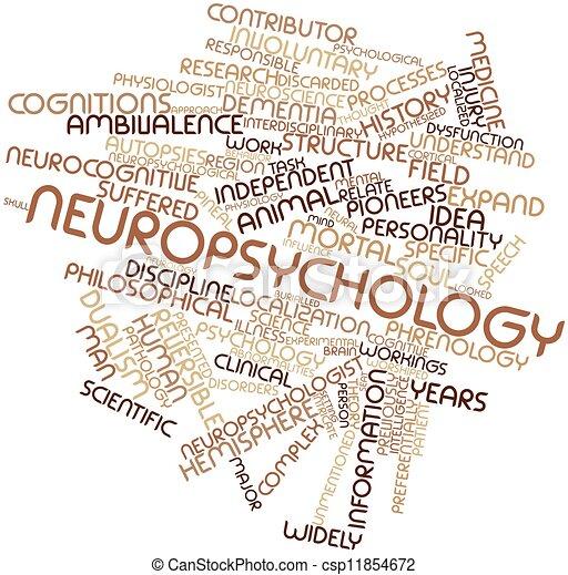 Neuropsychology - csp11854672
