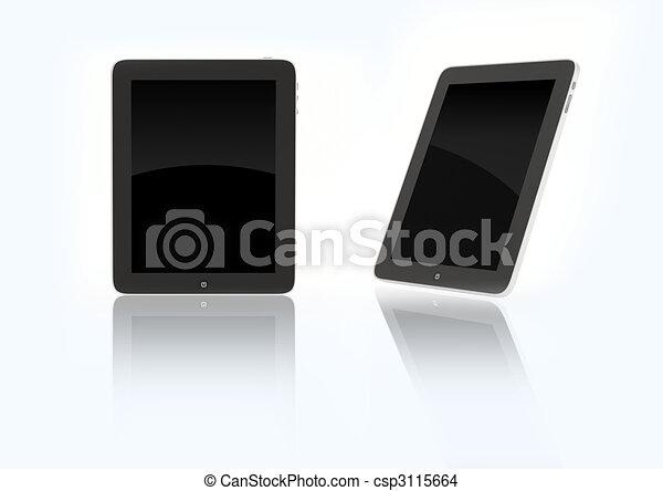 New 2010 ipad device - csp3115664
