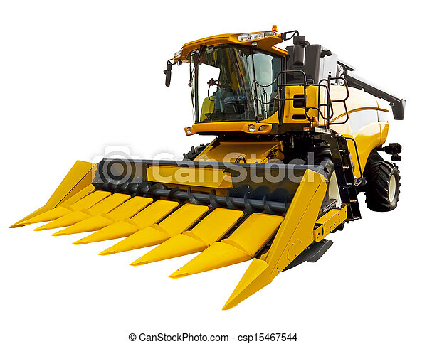 New agricultural harvester - csp15467544