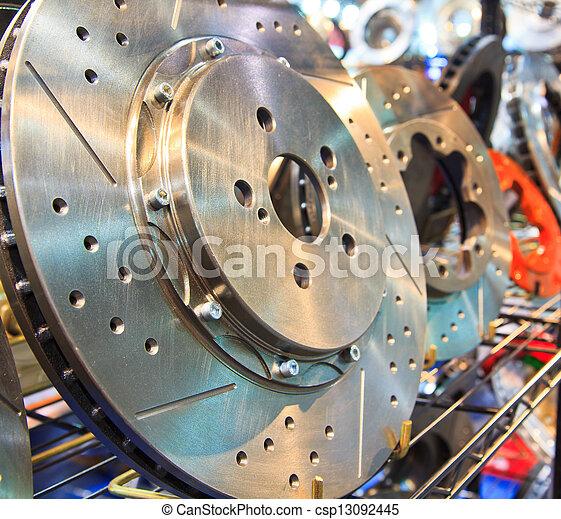 New brake disc - csp13092445