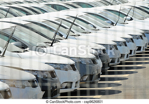 New Cars Importing - csp9626801