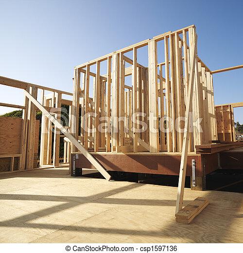 New construction. - csp1597136