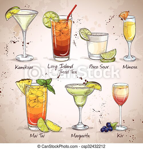 New Era Drinks Cocktail Set - csp32432212