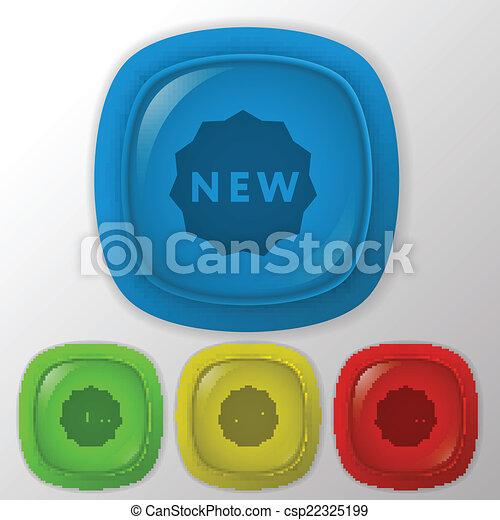 new., etichetta - csp22325199