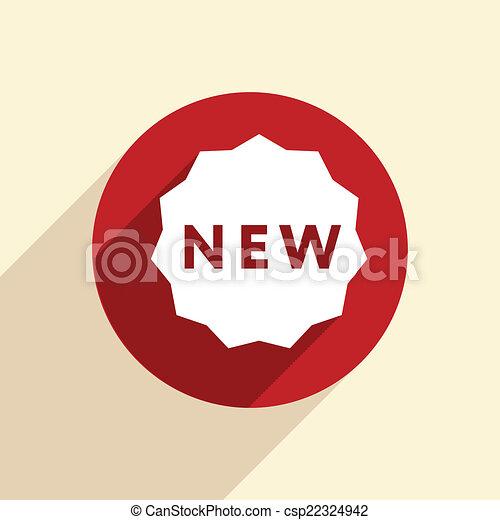 new., etichetta - csp22324942