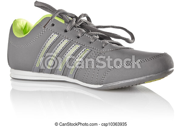 new grey sneaker - csp10363935