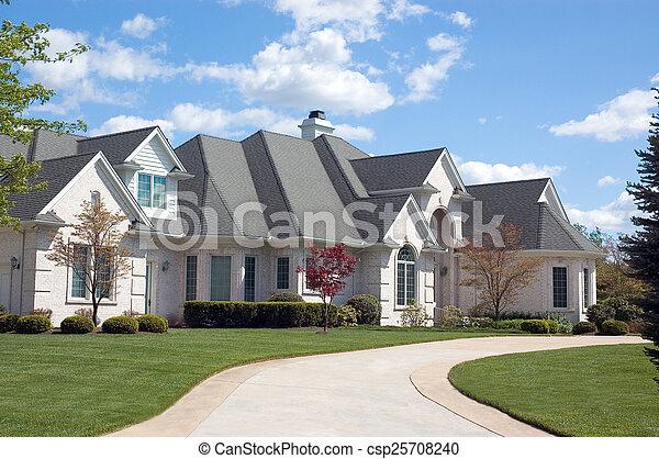 New Home 116 - csp25708240