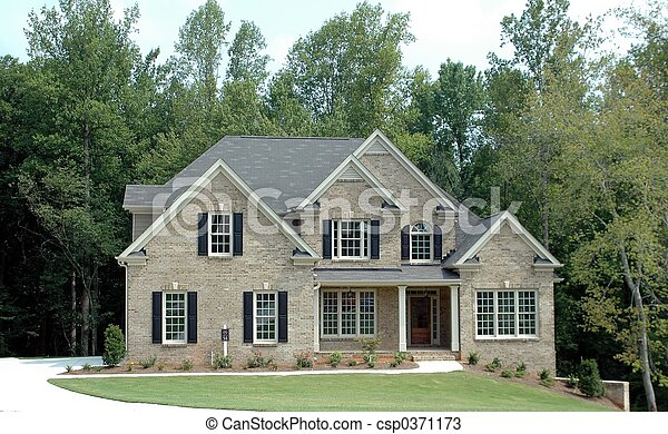New Home Building - csp0371173