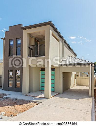 New home construction - csp23566464