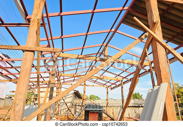 New Home Construction - csp10742653