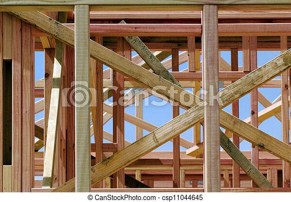 New Home Construction - csp11044645