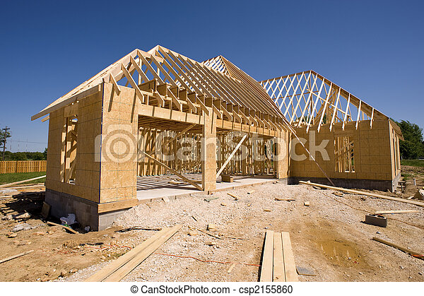 New Home Construction - csp2155860
