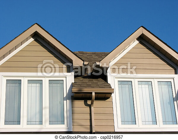 New house detail - csp0216957