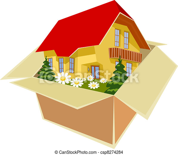 new house for everyone eps vector search clip art illustration rh canstockphoto ie New Home Graphics new house clipart