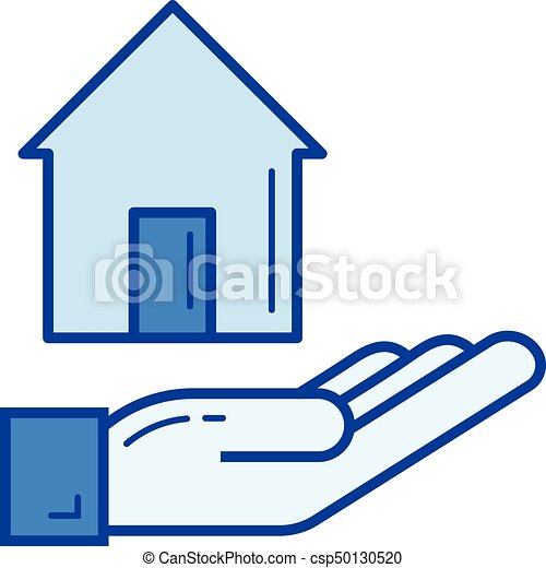 new house purchase line icon new house purchase vector line rh canstockphoto ca purchase clipart and fonts purchase clipart for powerpoint