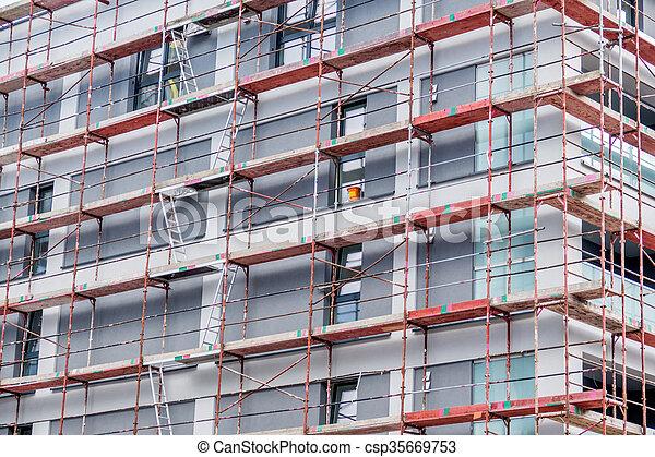 new house - csp35669753