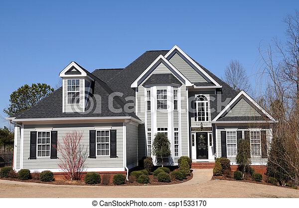 New House - csp1533170