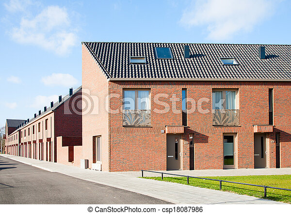 New housing  - csp18087986