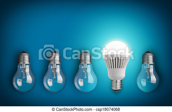 New Idea - csp18074068