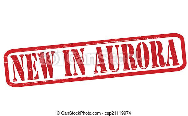 New in Aurora - csp21119974