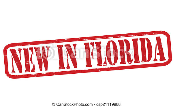 New in Florida - csp21119988