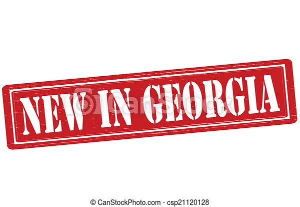 New in Georgia - csp21120128