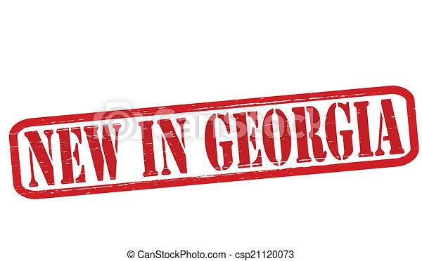 New in Georgia - csp21120073