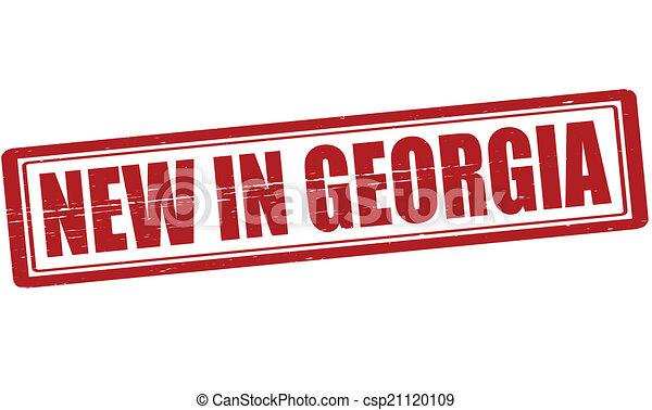 New in Georgia - csp21120109