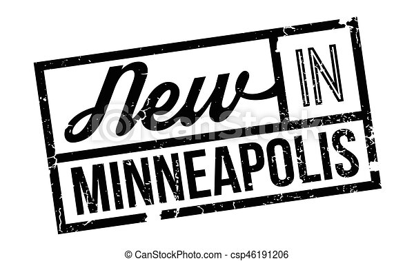 New In Minneapolis rubber stamp - csp46191206